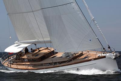 Callista fra Harman Yacht 60 fod