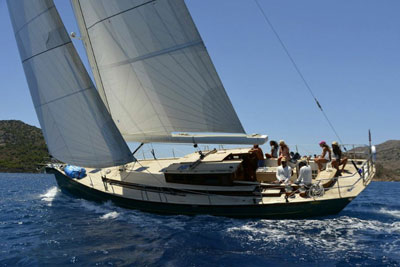 Harman Yacht 60 fod